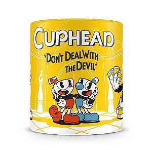 Caneca Personalizada Cuphead (Mod.2)