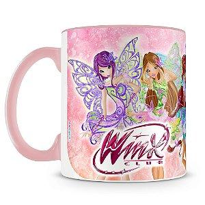 Caneca Personalizada Clube das Winx