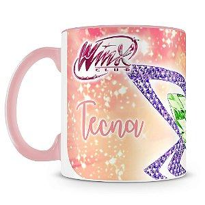 Caneca Personalizada Clube das Winx (Tecna)