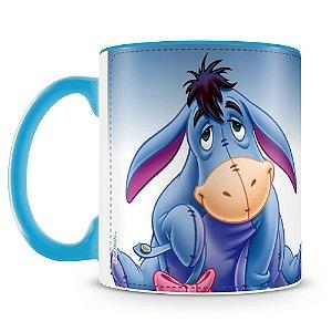 Caneca Personalizada Ursinho Pooh e Seus Amigos (Bisonho)