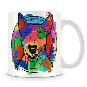 Caneca Personalizada O Meu Preferido! (Bull Terrier)