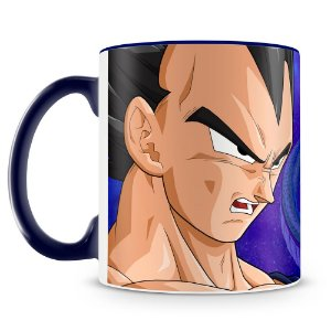 Caneca Personalizada Dragon Ball Super (Vegeta)