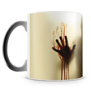 Caneca Mágica Personalizada The Walking Dead (Mod.3)