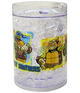 Caneca Gel Congelante Tartarugas Ninja
