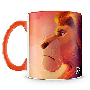 Caneca Personalizada O Rei Leão (Mod.3)