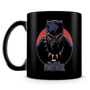 Caneca Personalizada Pantera Negra (100% Preta)