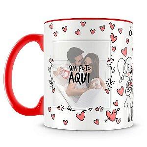 Caneca Personalizada Namorados (2 Fotos)