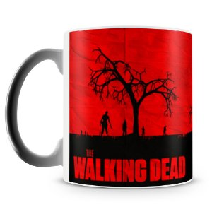 Caneca Mágica Personalizada The Walking Dead