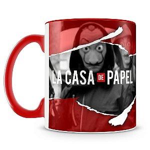Caneca Personalizada La Casa de Papel (Mod.2)