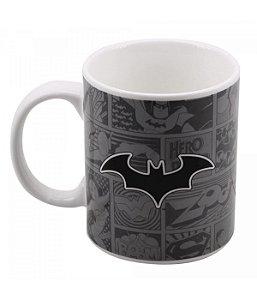 Caneca de Porcelana Batman - Liga da Justiça