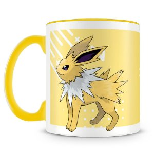 Caneca Personalizada Pokémon Jolteon