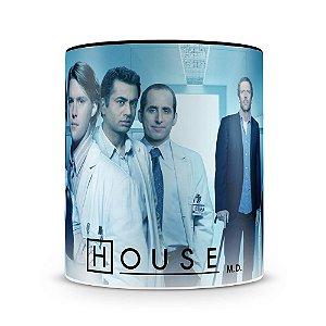 Caneca Personalizada Doctor House (Mod.1)