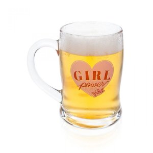 Caneco de Chopp Girl Power