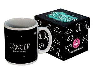 Caneca de Porcelana Signo Câncer