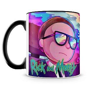 Caneca Personalizada Rick and Morty (Mod.4)