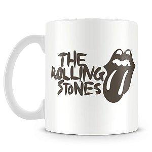 Caneca Personalizada Rolling Stones (Mod.2)