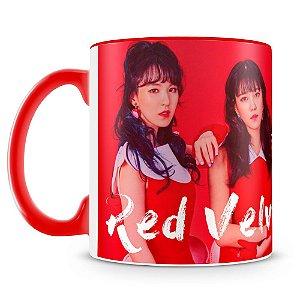 Caneca Personalizada K-pop Red Velvet