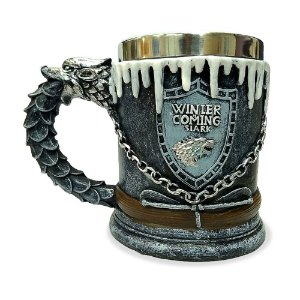 Caneca Inox Game Of Thrones (Mod.3)