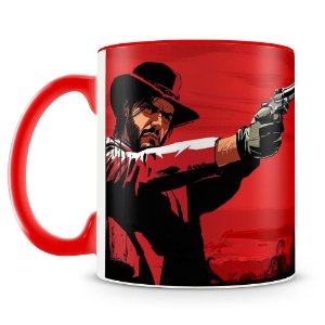 Caneca Personalizada Red Dead Redemption (Mod.1)