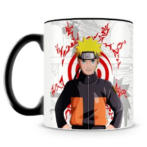 Caneca Personalizada Naruto Shippuden (Mod.7)