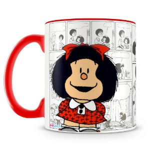 Caneca Personalizada Mafalda (Mod.1)