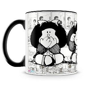 Caneca Personalizada Mafalda (Mod.2)
