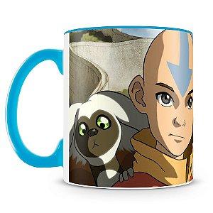 Caneca Personalizada Avatar a Lenda de Aang