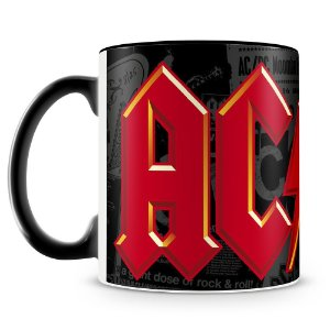 Caneca Personalizada Banda AC/DC (Mod.2)