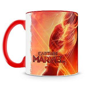 Caneca Personalizada Capitã Marvel (Mod.1)