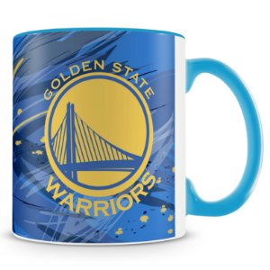 Caneca Personalizada Basquete Golden Warriors