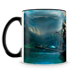 Caneca Personalizada God Of War (Mod.2)