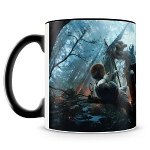 Caneca Personalizada God Of War (Mod.4)