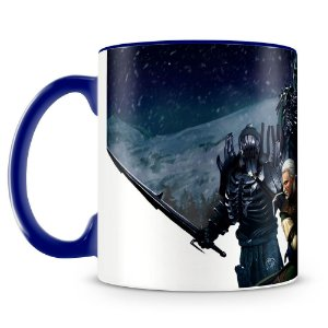 Caneca Personalizada The Witcher (Mod.4)