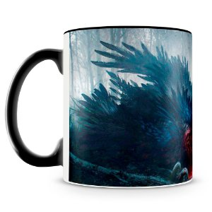 Caneca Personalizada The Witcher (Mod.5)