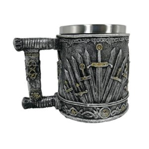 Caneca Inox Game Of Thrones (Mod.4)