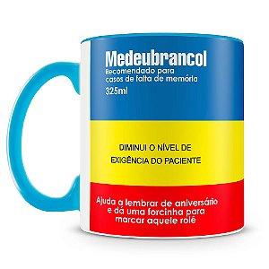 Caneca Personalizada Remédio Medeubrancol
