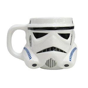 Caneca Formato 3D Stormtrooper