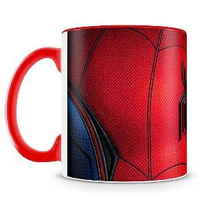 Caneca Personalizada Brasão Homem Aranha