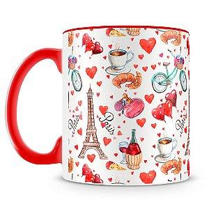 Caneca Personalizada Paris