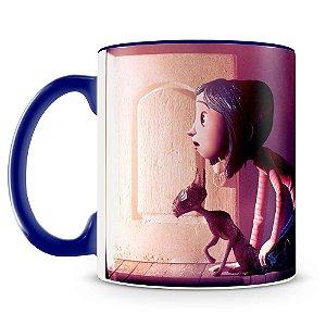 Caneca Personalizada Coraline (Mod.1)