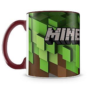 Caneca Personalizada Minecraft (Mod.5)