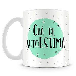 Caneca Personalizada Chá de Autoestima
