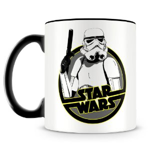 Caneca Personalizada Stormtrooper