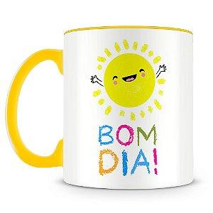 Caneca Personalizada Bom Dia (Mod.2)