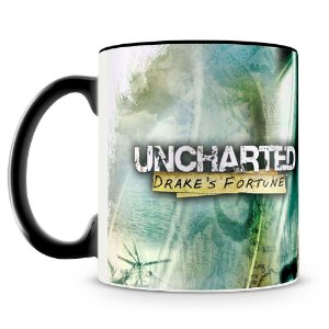 Caneca Personalizada Uncharted