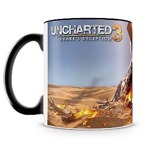 Caneca Personalizada Uncharted 3