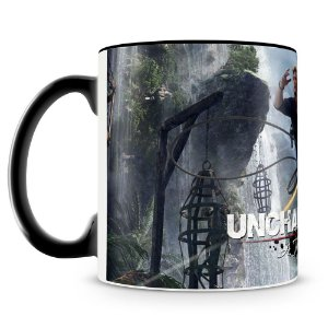 Caneca Personalizada Uncharted 4