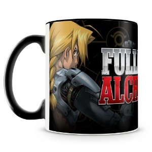Caneca Personalizada Fullmetal Alchemist (Mod.3)