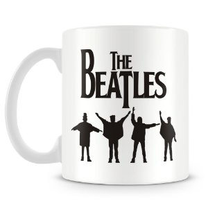 Caneca Personalizada The Beatles (Mod.2)