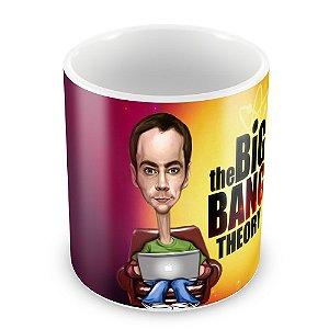 Caneca Personalizada The Big Bang Theory (Mod.2)